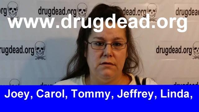 Jennifer drugdead.org