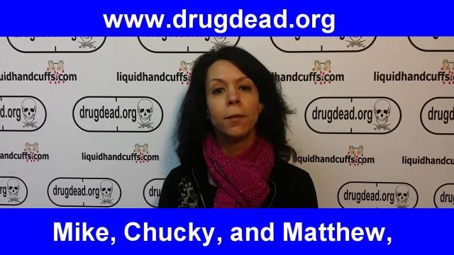 Stacey drugdead.org