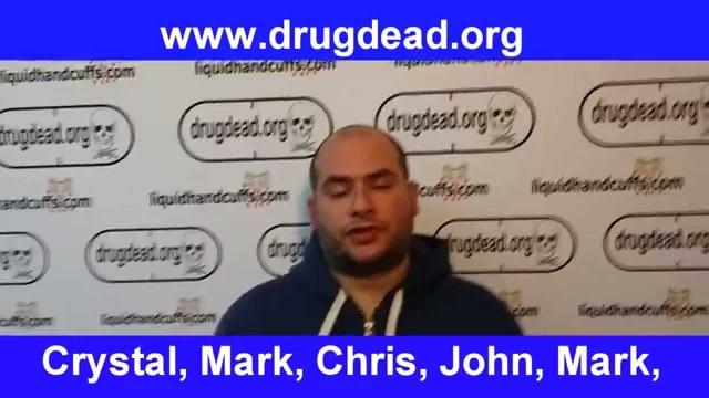 Ted drugdead.org