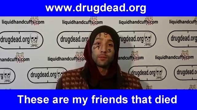 Justin drugdead.org