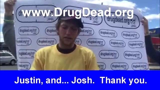 Derek from Boston DrugDead.org