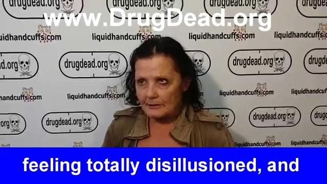 Karen H. DrugDead.org