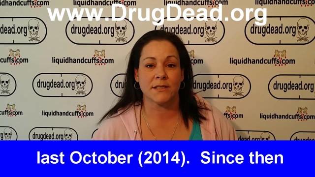 My Son PJ DrugDead.org