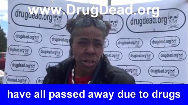 Teresa DrugDead.org