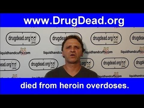 Ernie DrugDead.org