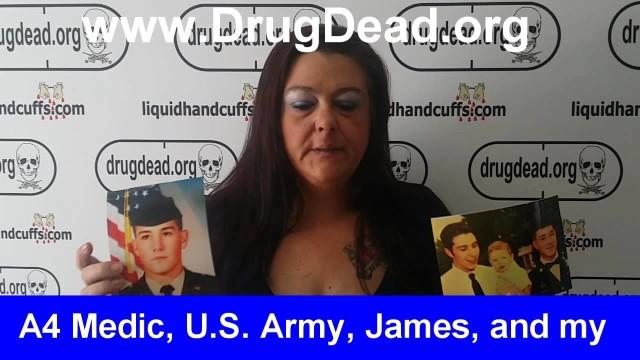 Nancy DrugDead.org