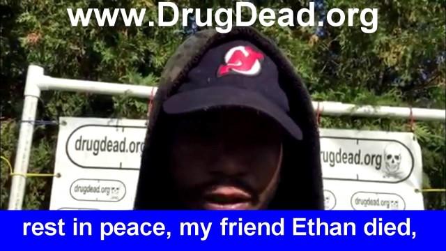 Alfred Boston DrugDead.org