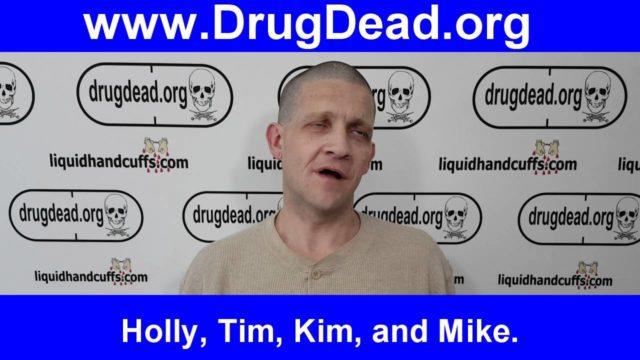 Bobby C. DrugDead.org