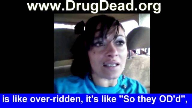 Stasha DrugDead.org